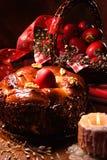 De cake van Pasen. Stock Afbeeldingen