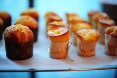 De Cake van Vareity Royalty-vrije Stock Foto's