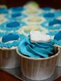 De Cakes van de kop Stock Afbeelding