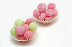 De Cakes van het suikergoed. Royalty-vrije Stock Foto's