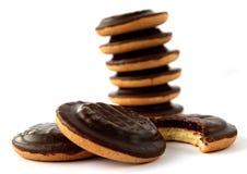 De cakes van Jaffa - traditionele zoete koekjes Stock Afbeeldingen