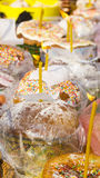 De cakes van Pasen royalty-vrije stock afbeelding