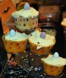 De cakes van Pasen Stock Afbeelding
