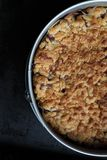 De cakes van pasteiaardbeien Stock Afbeelding