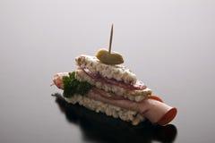 De cakevoorgerecht van de rijst Royalty-vrije Stock Foto