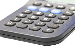 De calculator van de zak Stock Foto