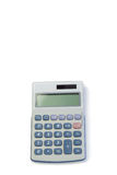 De calculator van de zak Stock Afbeelding