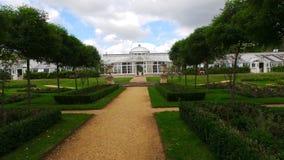 De cameliahuis van het Chiswickpark Royalty-vrije Stock Afbeelding