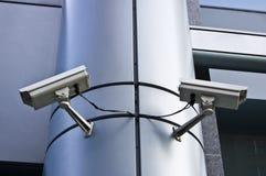 De Camera's van de veiligheid stock afbeeldingen