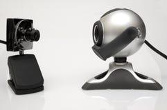 De camera's van het Web royalty-vrije stock afbeelding