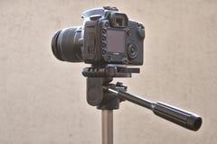 De camera van Canon EOS stock afbeeldingen
