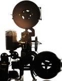 De camera van de film Stock Afbeelding
