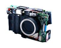 De camera van de foto Stock Foto