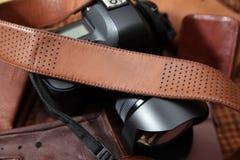 De camera van de foto Stock Afbeelding