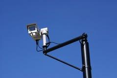 De Camera van de straat Stock Afbeelding
