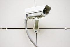 De camera van de veiligheid Stock Afbeeldingen