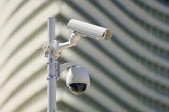 De camera van de veiligheid Stock Afbeelding