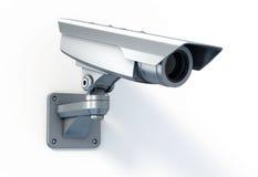 De camera van de veiligheid royalty-vrije illustratie