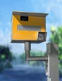 De camera van de veiligheid stock illustratie
