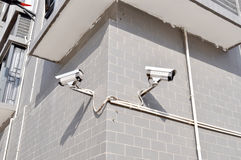 De Camera van de veiligheid stock foto