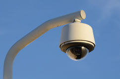De Camera van de veiligheid Stock Foto's