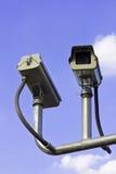 De camera van de veiligheid Stock Fotografie