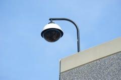 De camera van de veiligheid Royalty-vrije Stock Afbeeldingen