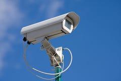 De camera van de veiligheid Royalty-vrije Stock Foto