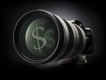 De camera van het gezoem Royalty-vrije Stock Foto