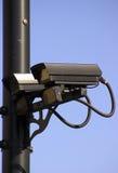 De Camera van het toezicht Royalty-vrije Stock Afbeeldingen