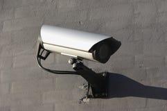 De camera van het toezicht stock foto's