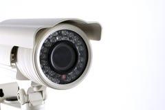 De Camera van het Toezicht van kabeltelevisie stock afbeelding