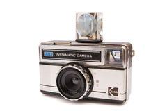 De Camera van Instamatic Royalty-vrije Stock Afbeelding