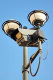 De camera van kabeltelevisie Royalty-vrije Stock Afbeeldingen