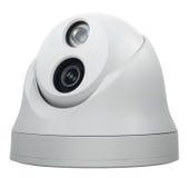 De camera van veiligheidsmini dome Royalty-vrije Stock Afbeelding