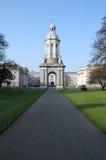 De Campus van de Universiteit van de drievuldigheid royalty-vrije stock fotografie