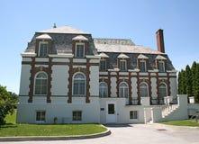 De Campus van de Universiteit van Middlebury royalty-vrije stock afbeeldingen