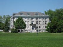De Campus van de Universiteit van Middlebury royalty-vrije stock foto's