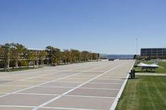 De Campus van de Luchtmachtacademie Royalty-vrije Stock Afbeeldingen