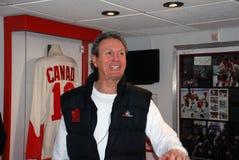 De Canadese Held van het Hockey, Paul Henderson Royalty-vrije Stock Foto