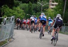 De Canadese het Cirkelen Kampioenschappen, Georgetown,  Stock Foto