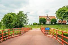 De Canadese Ingenieurs overbruggen in Nederland royalty-vrije stock foto's
