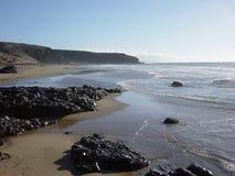 De Canarische Eilanden van het strand Royalty-vrije Stock Fotografie