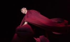 ` De Cangyangjiacuo del drama de la danza de Darai Buda- `` Foto de archivo libre de regalías