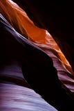 De Canion Arizona de V.S. 06 van de antilope Royalty-vrije Stock Fotografie
