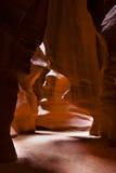 De Canion Arizona de V.S. 08 van de antilope Royalty-vrije Stock Foto