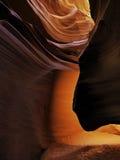 De Canion Sphynx van de groef royalty-vrije stock foto's