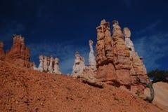 De Canion van Bryce Stock Foto's