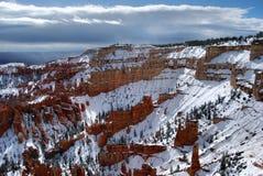 De Canion van Bryce van Utah Stock Afbeelding