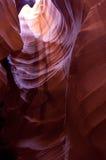 De Canion van de antilope Royalty-vrije Stock Foto